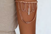 cadenas y collares