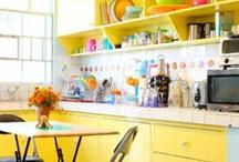 [kitchen]decor.  / by Kimberly