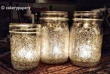 Mason Jar Ideas / Festive