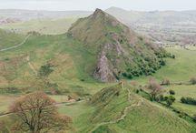 Stunning Derbyshire views