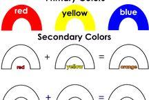 Teaching--Rainbow Fun