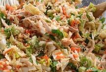 Salads/Salad Dressing / by Dawn Holmes