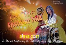 Talent & Fashion Show – Divya 2017