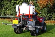 ATV sprayer, Quad Bike Sprayer, Compact Tractor Sprayer, UTV Sprayer / Sprayers can be mounted or towed. They spray pesticides, herbicides and fungicides. We supply ATV, UTV, manual and towable sprayers with a spot spraying option available. For more info: http://www.fresh-group.com/atv-sprayers.html