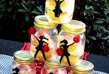 cheerleader partytjie idees