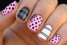 Nailart Pinks