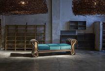 Insane Sculptural Furniture / Prepare to have your mind blown!