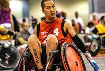 Paralyzed Veterans of America members