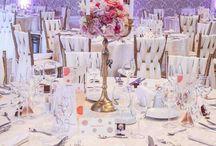 pomysły na dekoracje stołów