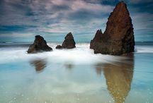 Beaches in Marin County, California