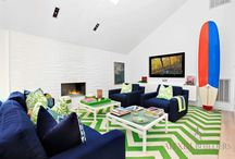 Modern Spaces Built by Alexim Builders Southampton, New York / Relaxed fun modern spaces found in this stunning modern house located in Bridgehampton South, New York