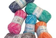 Cotton yarns / Selection of beautiful cotton yarns. Includes bulky cotton blends and oeko-tex certified pure cotton yarns.