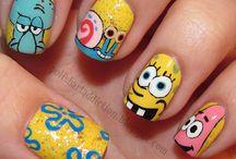 Cool Nails :) / by Eden Olsen