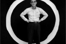 Jiro Yoshihara / Jirō Yoshihara (吉原 治良 Yoshihara Jirō?, January 1, 1905 – February 19, 1972) was a Japanese painter. In 1954, along with Shōzō Shimamoto, he co-founded the avant-garde Gutai group in Osaka.