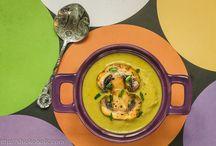Autumn comfort food / 1st attempt using adobe indesign CS6 http://shiokoholic.com/1/post/2014/09/taco-for-2.html