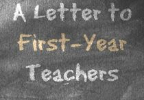 First Year Teaching / by Ally Adams