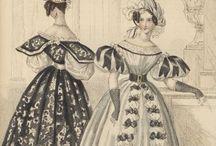 1830 fashion