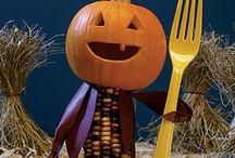 Halloween! / Fun Halloween stuff! / by The Bungalow Baker (Elizabeth Poirrier)