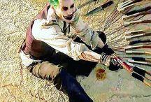 Suicide Squad / Porque no salió casi el Joker ????