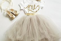 Babies 1st Birthday Girl / Gift ideas, outifts, decoration, theme ideas and more for your princesses special day.