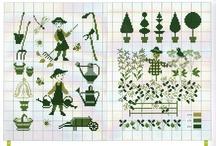 X-stitching/Holiday / cross stitch scheme