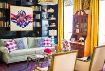 corlorful interiors