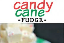 Candy Cane Christmas / The best candy cane recipes for Christmas gifting!
