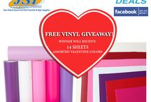 Silhouette Deals Closed Face Book Group FREE GIVEAWAY / FREE GIVEAWAYS. We're giving away Craft Vinyl