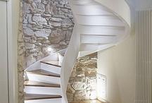 Diele, Treppe