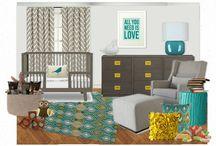 Nursery ideas / One day... / by Rachael Cummings