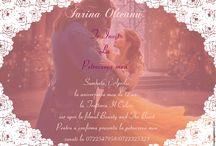 Invitații dragute