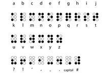 • Braille | INSPIRATION •