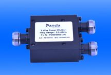 pandamw / Up to 50GHz broadband RF & Microwave components supplier, including Power Divider, Directional Coupler, Filter, Horn Antennas, Amplifier, RF Switch and more.