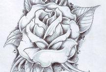 tattoos. / Tattoos