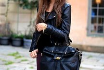 Leather is cool!
