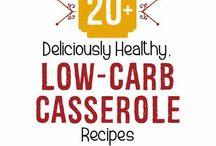 Low carb-reseptejä
