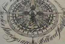 Lettering/Calligraphy/Penman
