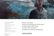 Marcos Brêtas - exposição / Arte