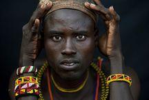 African people / African people