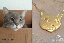 Gifts for the Cat Lover / A lovely & elegant gift guide for Cat lovers all around the world!