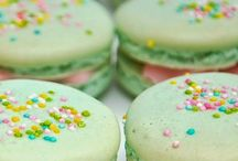 macaroon favours