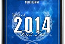 Nutritionist of the year!! Toni Gerbino / Toni Gerbino's Nutritionist of the year awards