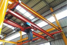 Ellsen mobile overhead crane with high quality for sale