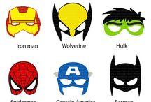 Superheroes / Superheroes Birthday Party