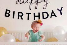 Hoorayday! 1. Geburtstag / Kindergeburtstag, Deko-Ideen, Einladungen, DIY, Party-Essen, Kuchenrezepte, Motto-Party, Einladungen, Mitgebsel