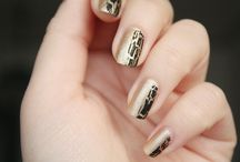 Nails <3 :)  / by Sara Glasshagel