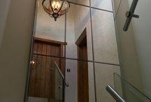stairwell mirror