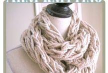 knitting. :)