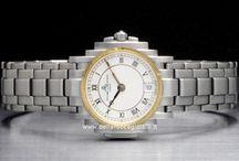 """Baume & Mercier / La storia Baume & Mercier nasce nel 1830 a Les Bois, un paesino del Giura svizzero, grazie ai fratelli Louis Victor e Pierre-Joseph-Célestin Baume, uniti fin da subito dall'idea di """"fabbricare soltanto orologi di alta qualità""""..."""