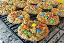 Lunch Box Cookies / Great ideas for easy cookies to bake for lunch boxes.